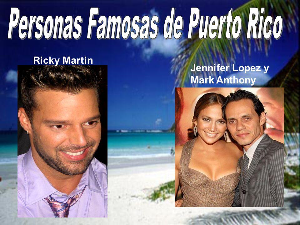 Personas Famosas de Puerto Rico