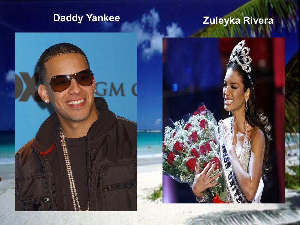 Daddy Yankee Zuleyka Rivera