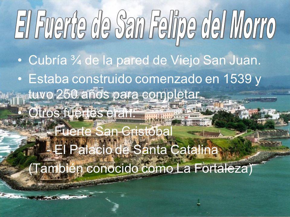 El Fuerte de San Felipe del Morro