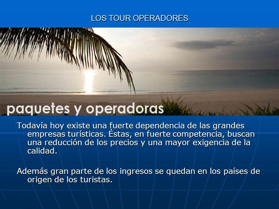 LOS TOUR OPERADORES