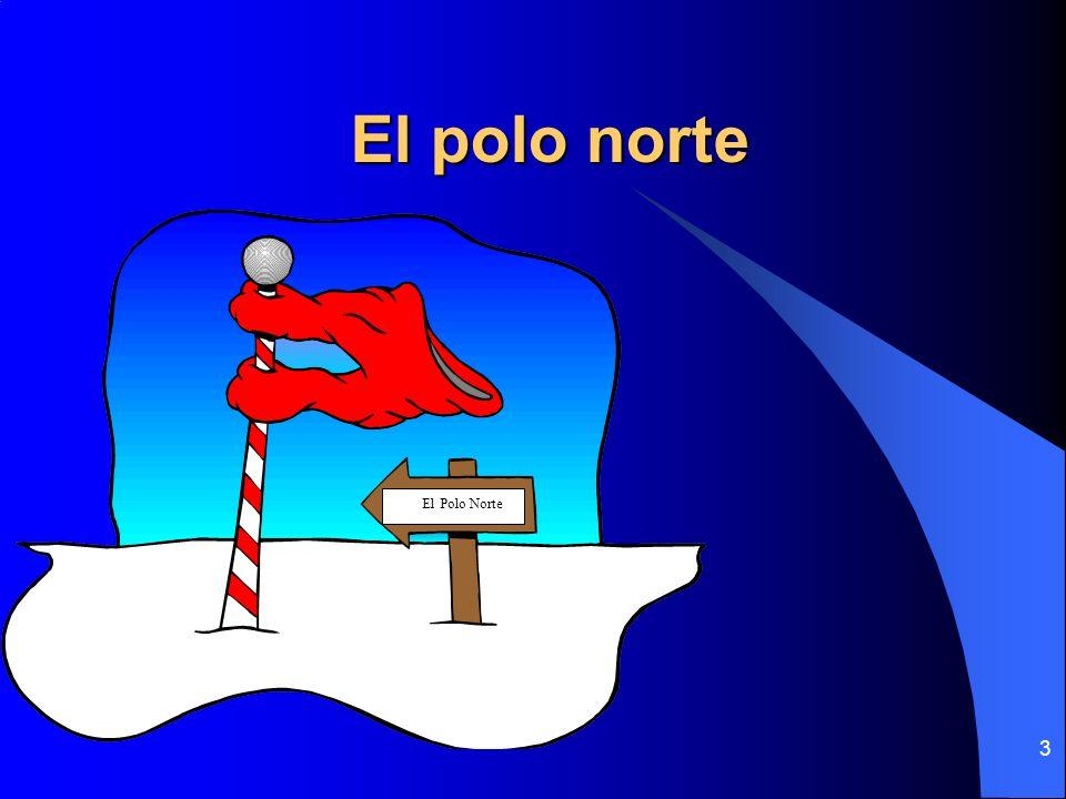 El polo norte PolEl Polo Norte