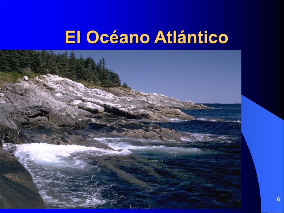 El Océano Atlántico