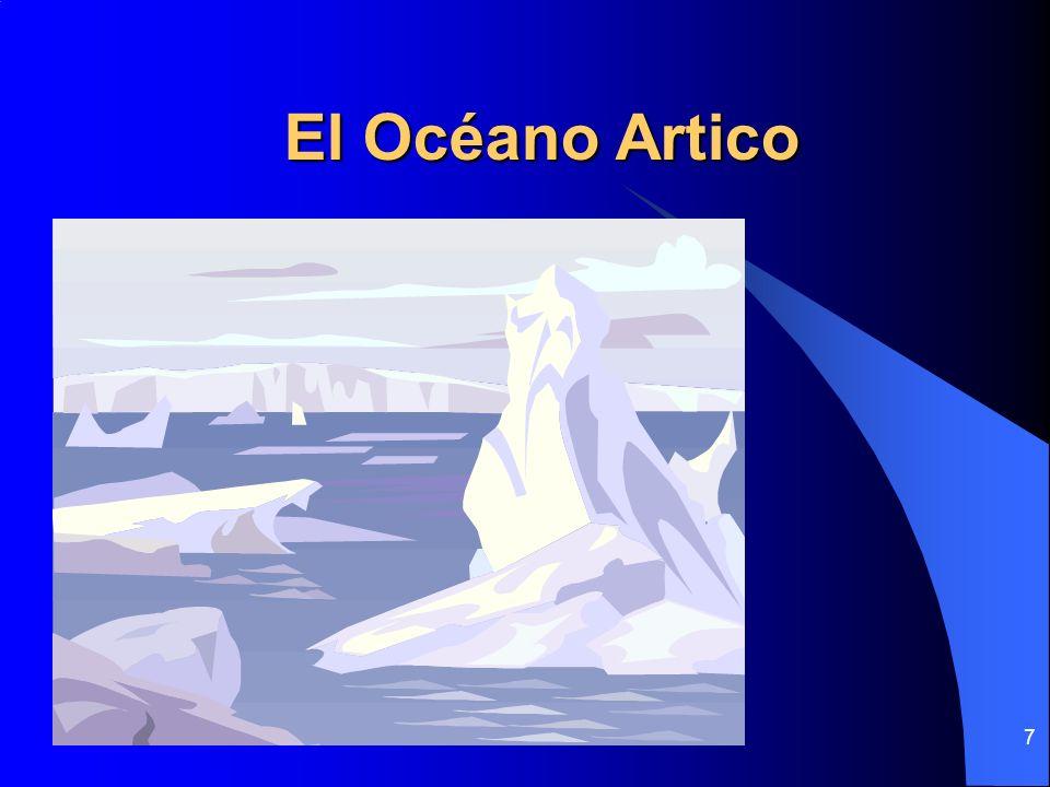 El Océano Artico