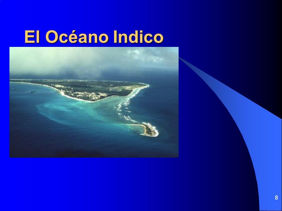 El Océano Indico