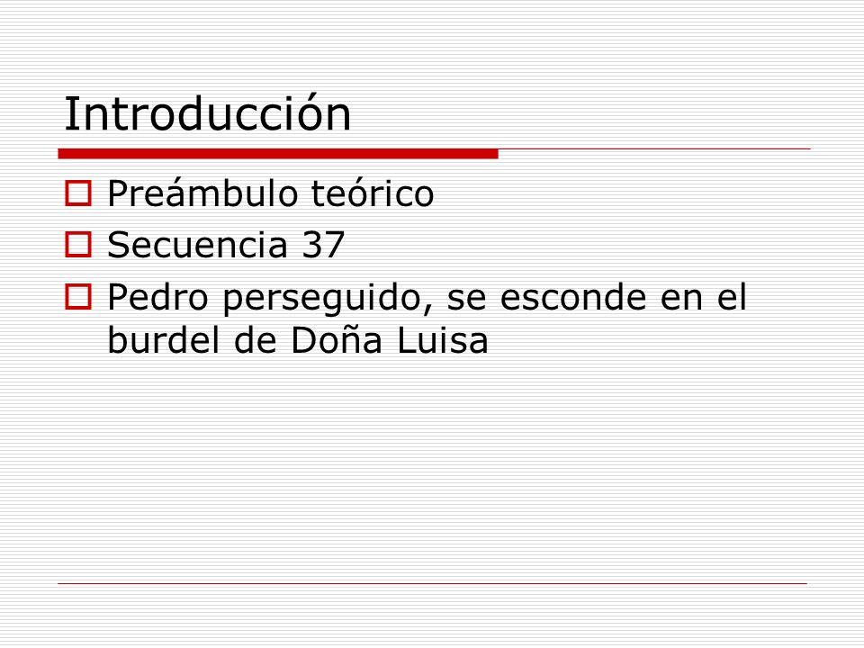 Introducción Preámbulo teórico Secuencia 37