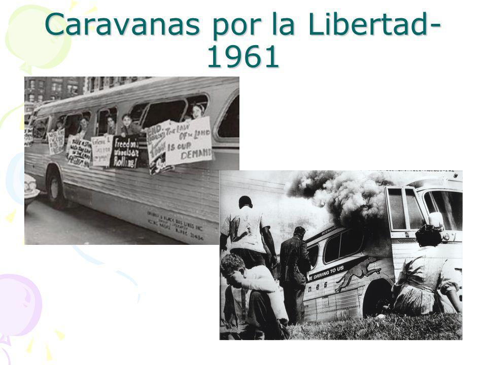 Caravanas por la Libertad-1961