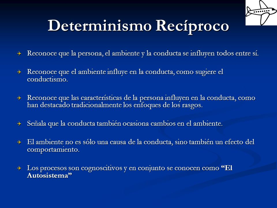 Determinismo Recíproco