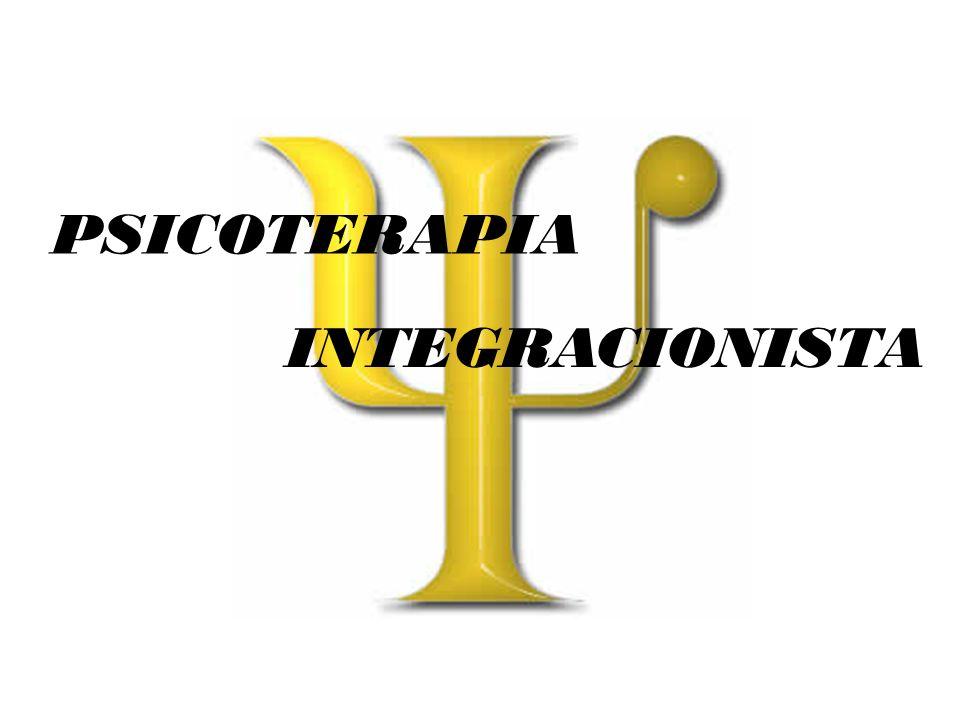 PSICOTERAPIA INTEGRACIONISTA