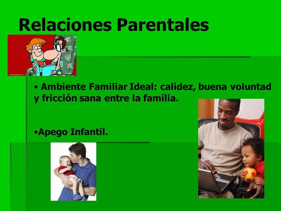 Relaciones Parentales