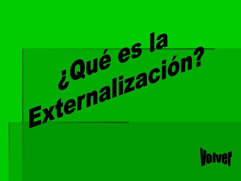 ¿Qué es la Externalización Volver