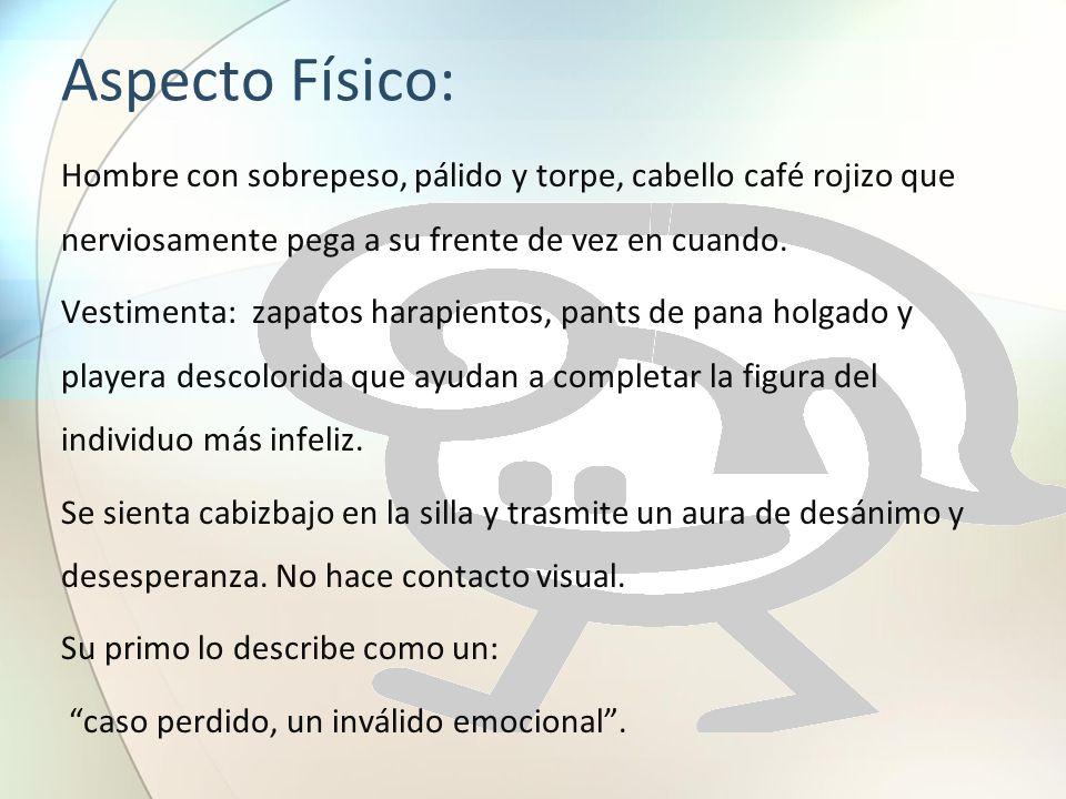 Aspecto Físico: