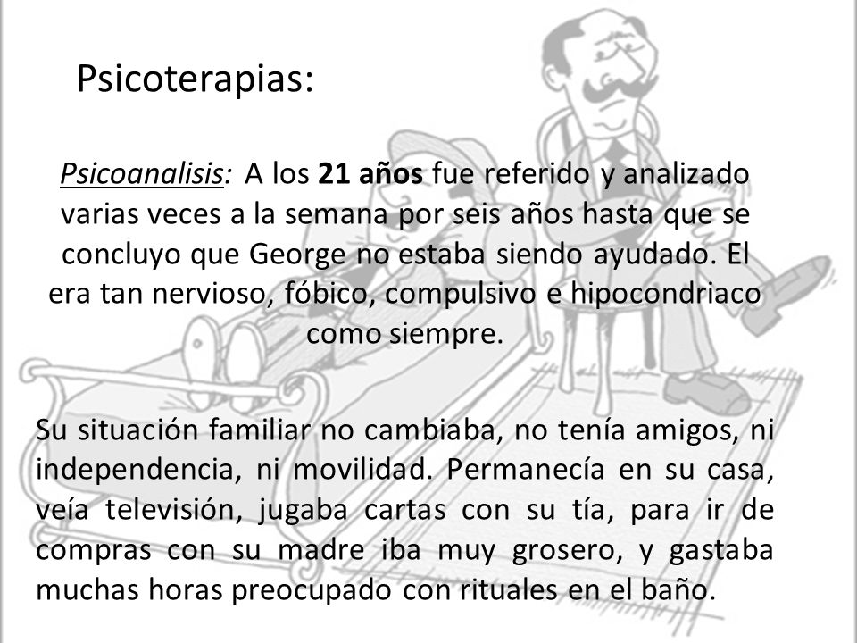 Psicoterapias: