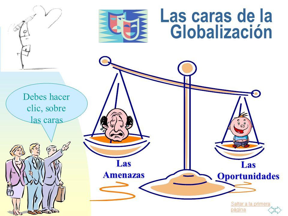 Las caras de la Globalización