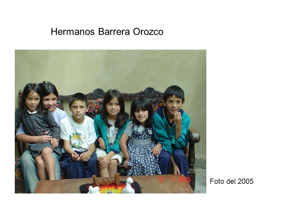 Hermanos Barrera Orozco