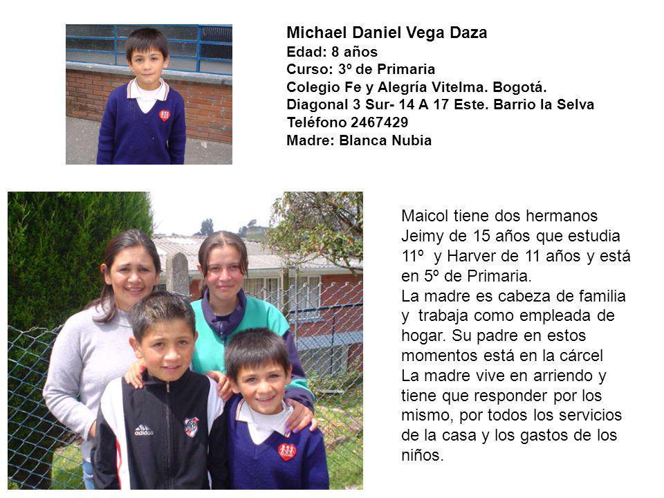 Michael Daniel Vega Daza