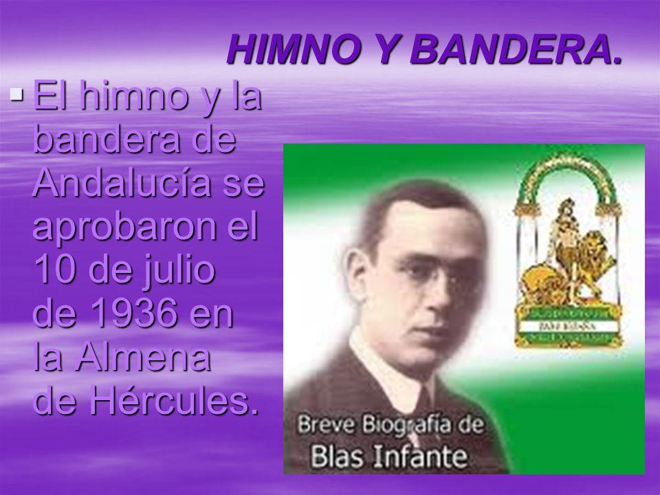HIMNO Y BANDERA.