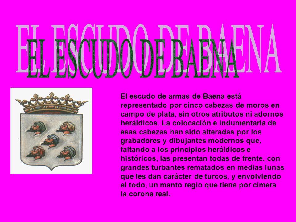 EL ESCUDO DE BAENA
