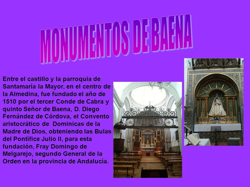 MONUMENTOS DE BAENA