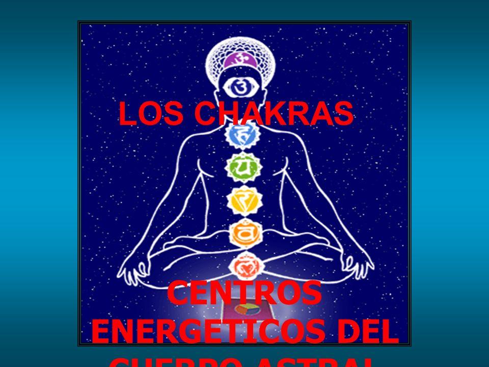 CENTROS ENERGETICOS DEL CUERPO ASTRAL