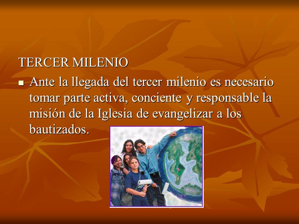 TERCER MILENIO
