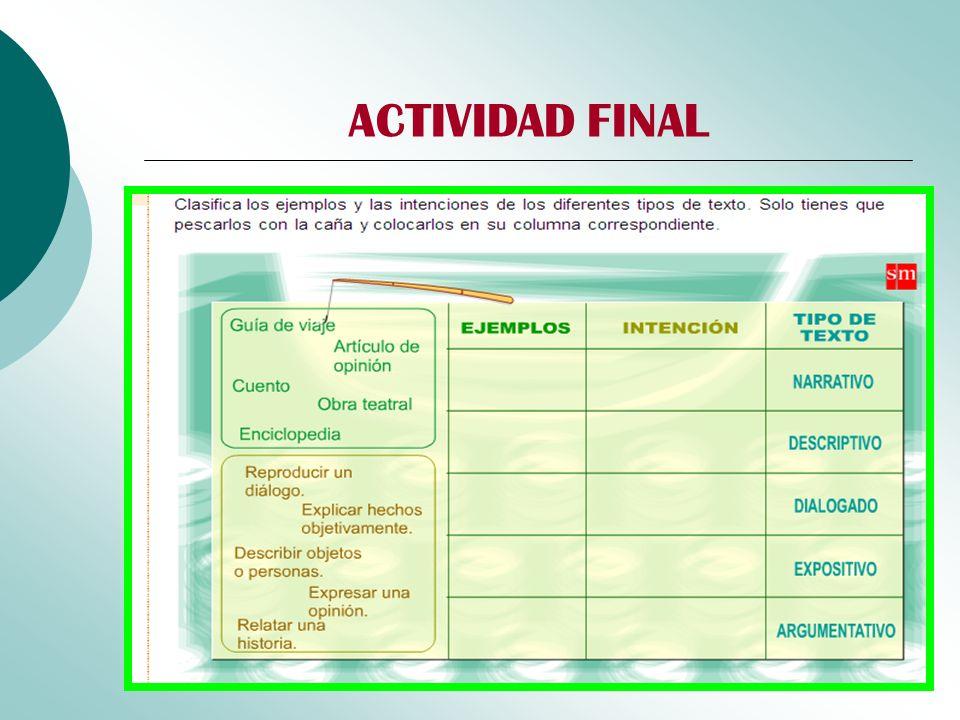 ACTIVIDAD FINAL