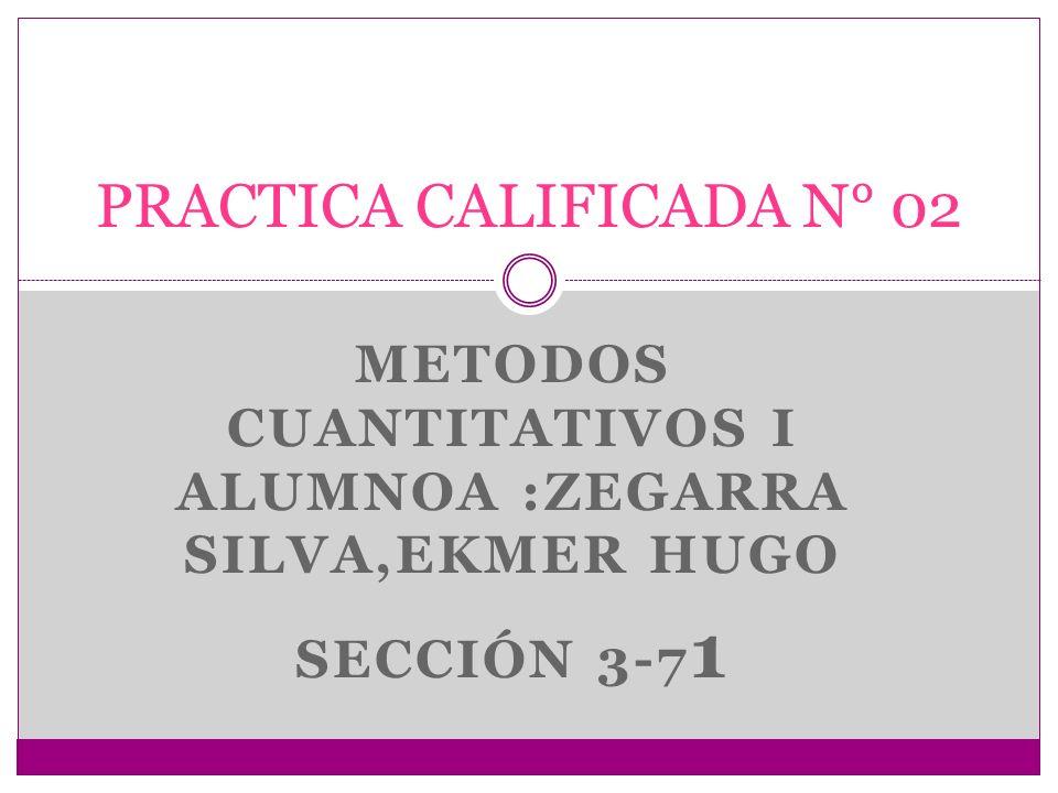 PRACTICA CALIFICADA N° 02