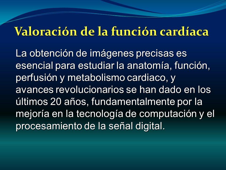 Valoración de la función cardíaca