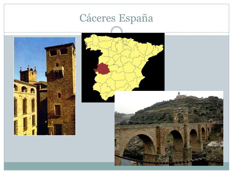 Cáceres España