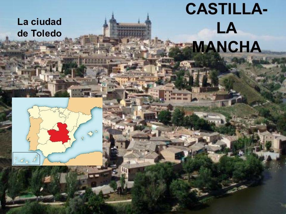 CASTILLA-LA MANCHA La ciudad de Toledo