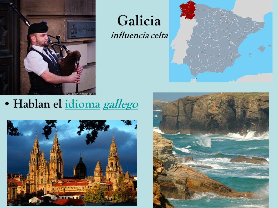 Galicia influencia celta