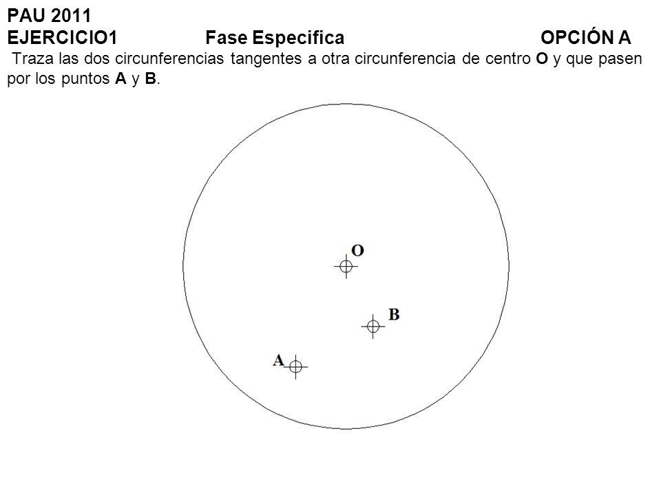 PAU 2011 EJERCICIO1. Fase Especifica