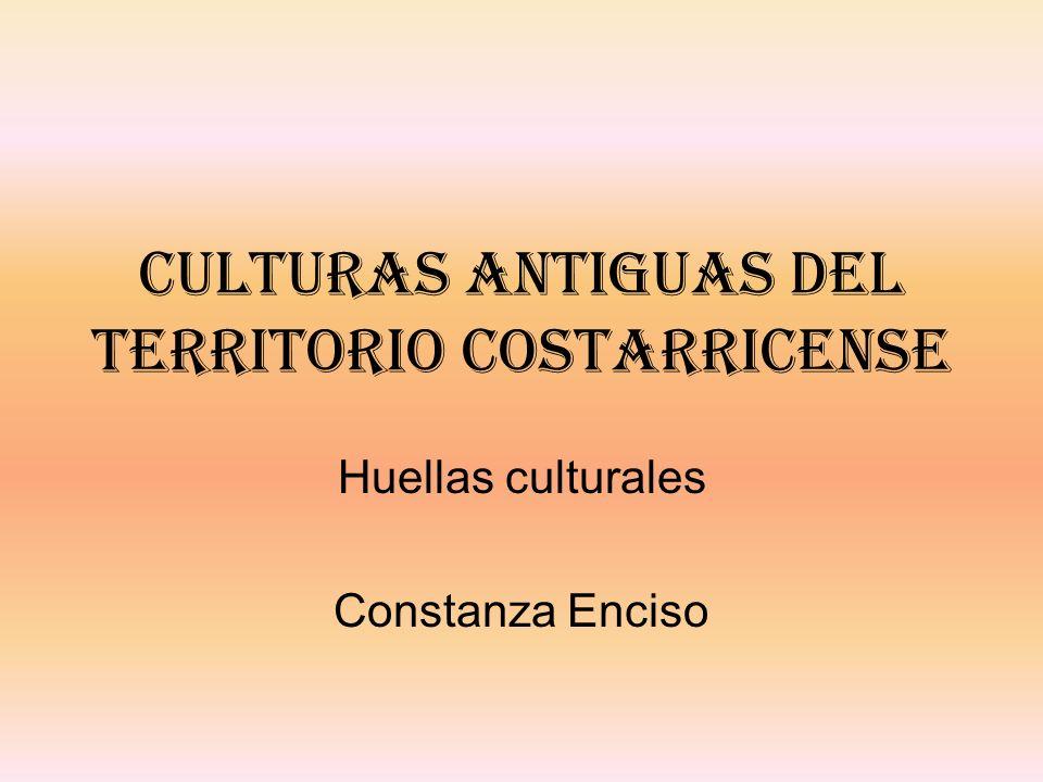 Culturas antiguas del territorio costarricense