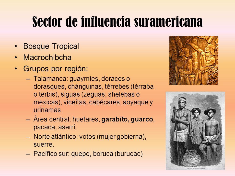 Sector de influencia suramericana