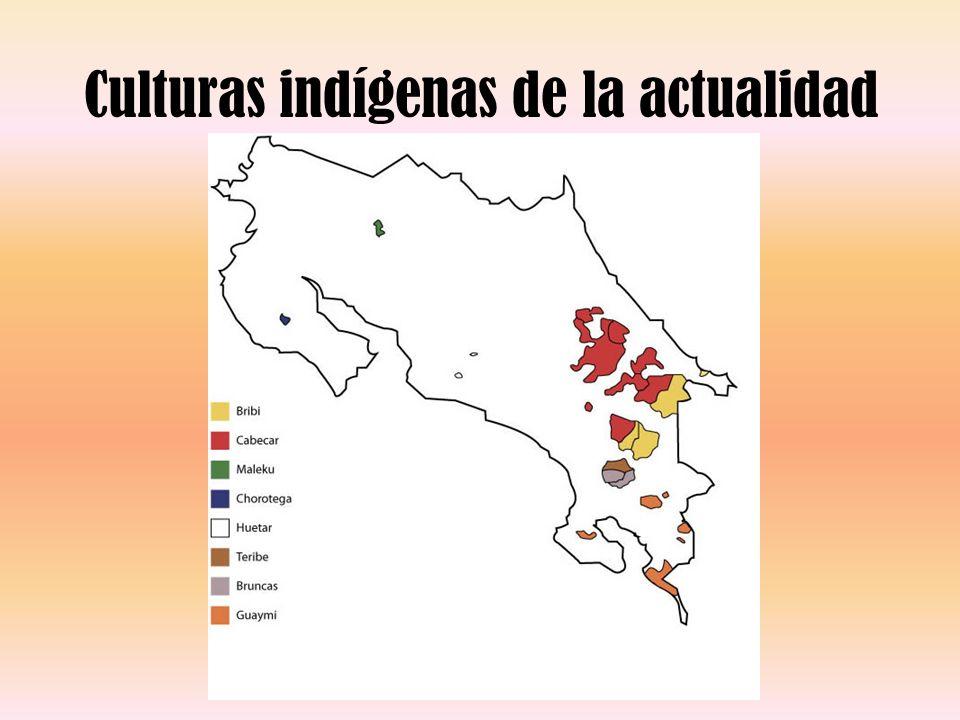 Culturas indígenas de la actualidad