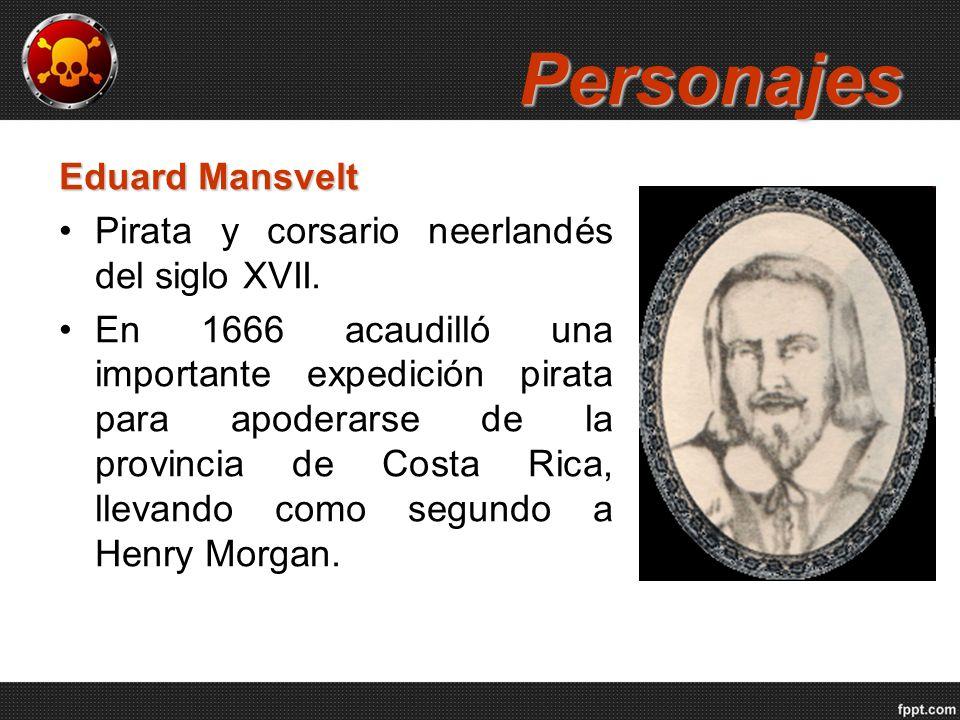 Personajes Eduard Mansvelt