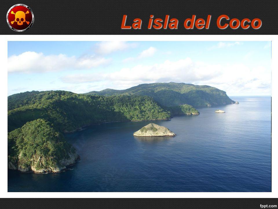 La isla del Coco