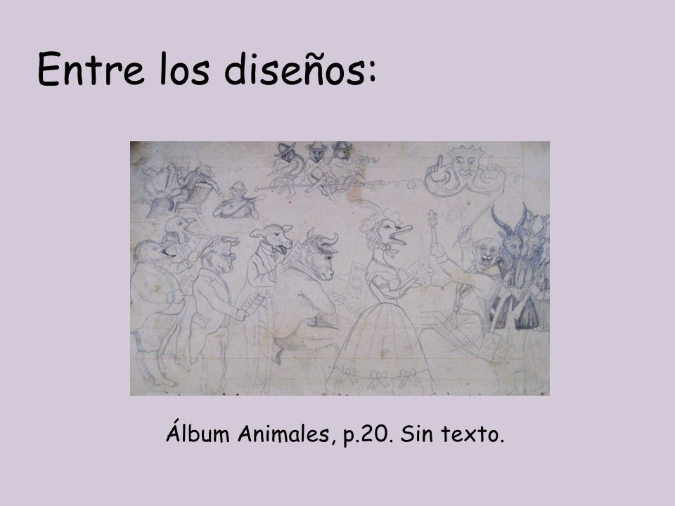 Álbum Animales, p.20. Sin texto.