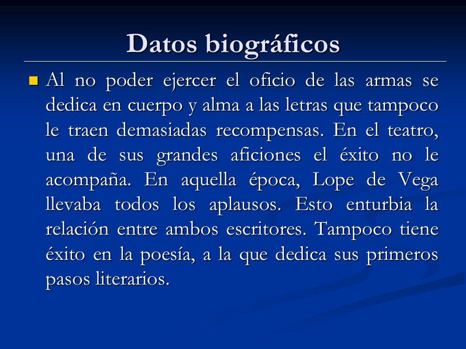 Datos biográficos