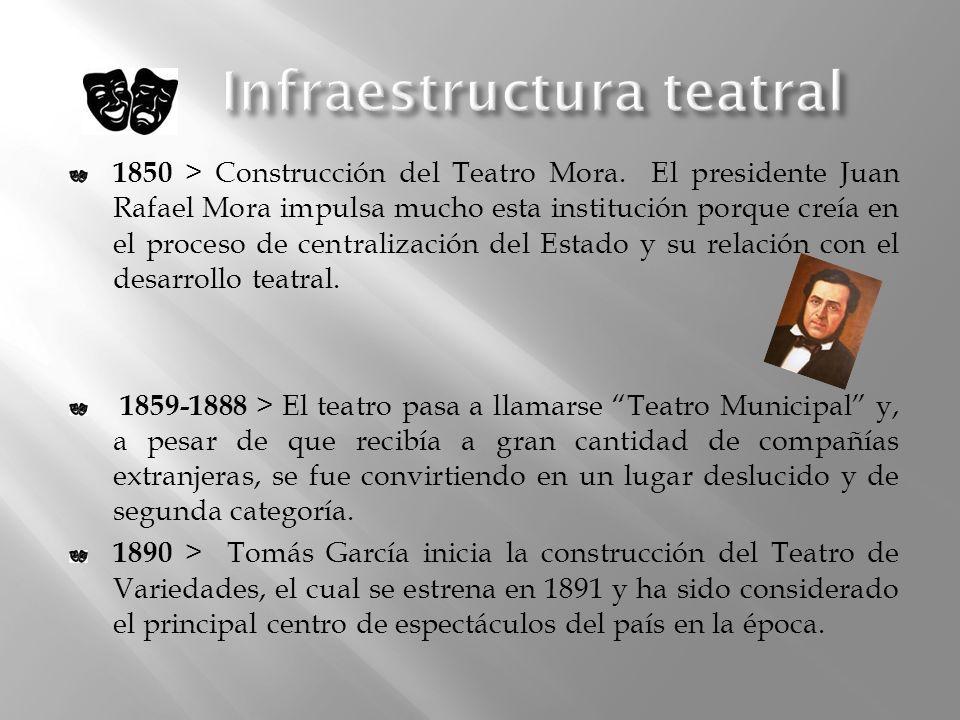 Infraestructura teatral