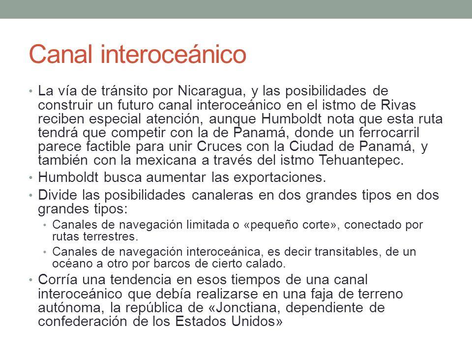 Canal interoceánico