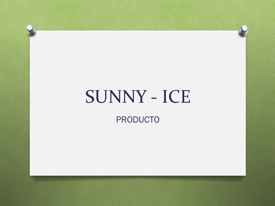 SUNNY - ICE PRODUCTO