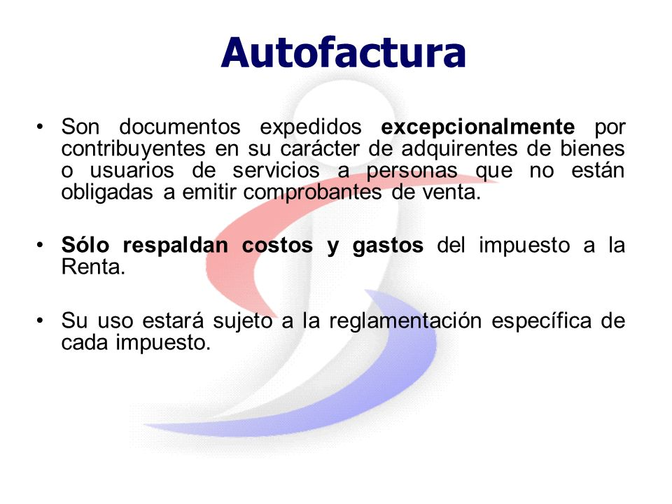 Autofactura