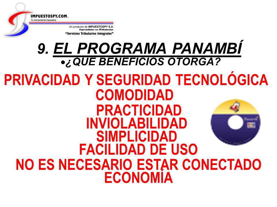 PRIVACIDAD Y SEGURIDAD TECNOLÓGICA COMODIDAD PRACTICIDAD
