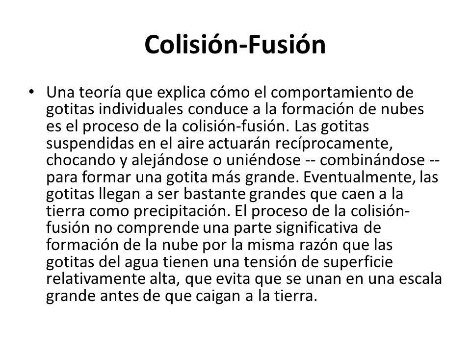Colisión-Fusión