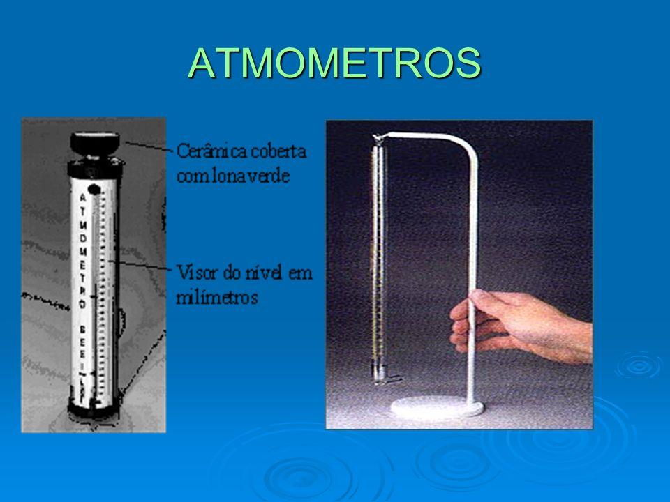 ATMOMETROS