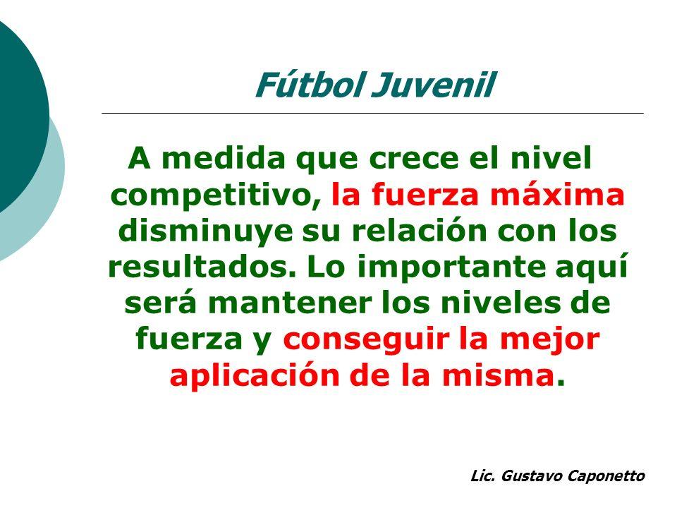 Fútbol Juvenil