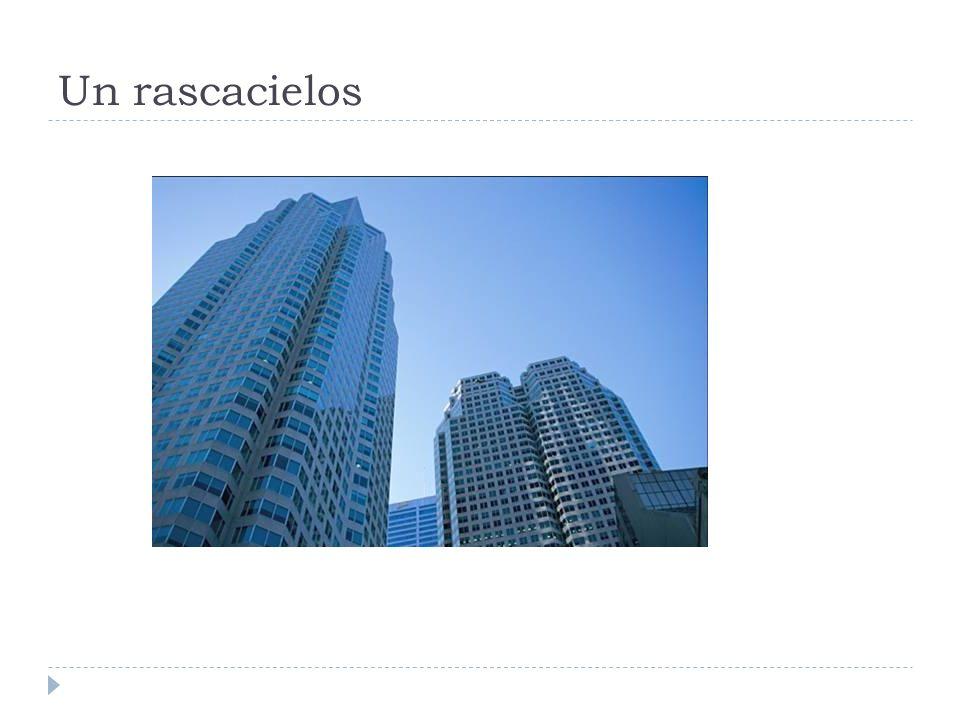 Un rascacielos