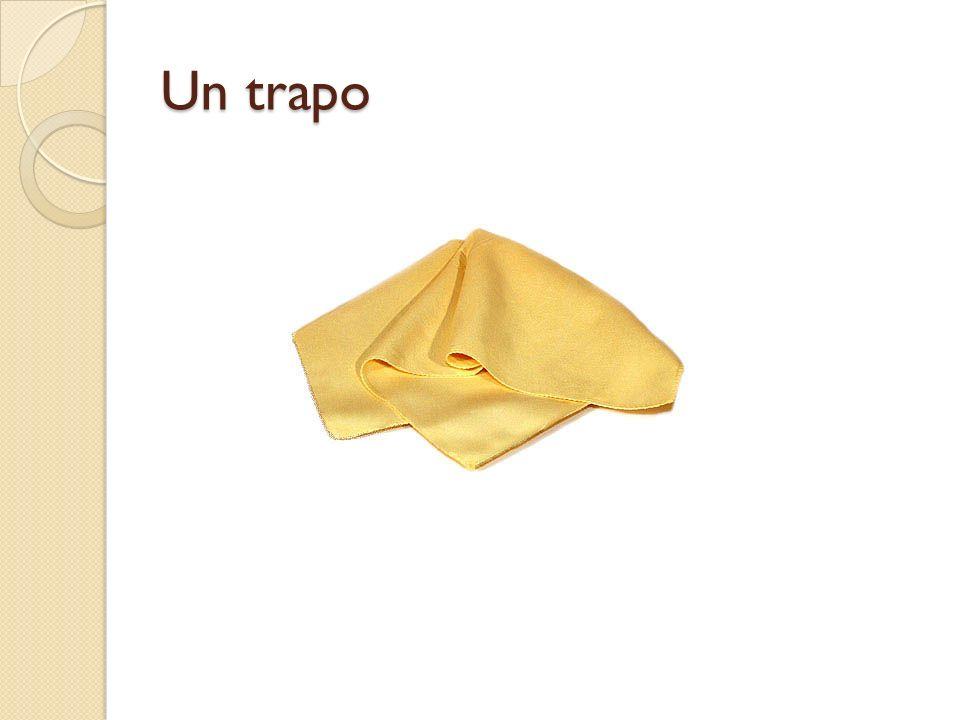 Un trapo