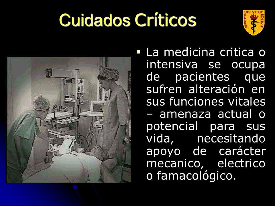 Cuidados Críticos