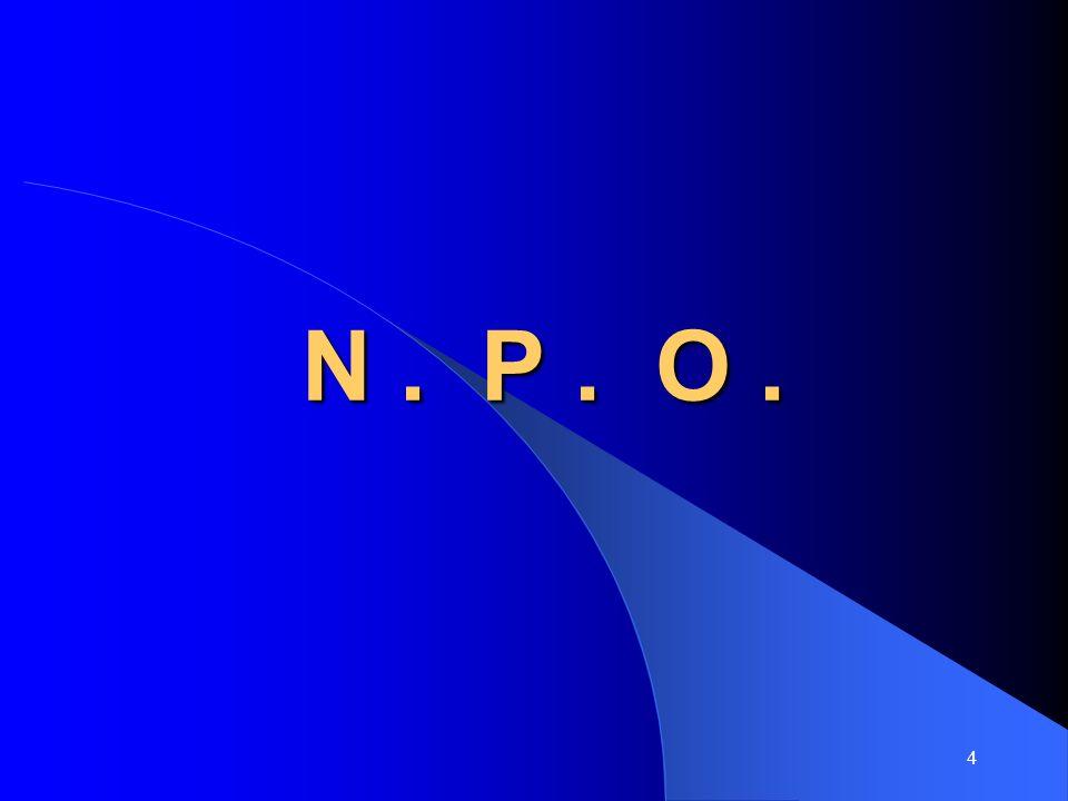 N . P . O .